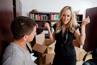 Brandi Love & Bruce Venture in My First Sex Teacher - Naughty America - Sex Position #3