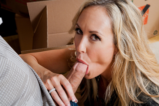 Brandi Love & Bruce Venture in My First Sex Teacher - Naughty America - Sex Position #4