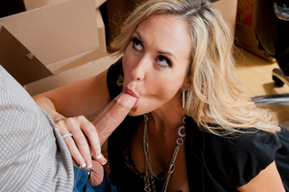 Brandi Love & Bruce Venture in My First Sex Teacher - Naughty America - Sex Position #6