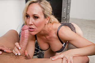 Brandi Love & Xander Corvus in My First Sex Teacher - Naughty America - Sex Position #6