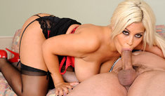 Bridgette B. & Anthony Rosano in My First Sex Teacher - Naughty America - Sex Position #2