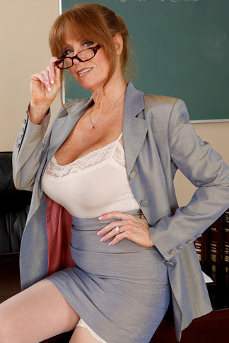 Darla Crane & Jordan Ash in My First Sex Teacher - Naughty America - Centerfold