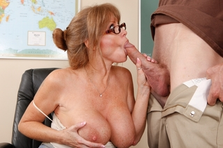 Darla Crane & Jordan Ash in My First Sex Teacher - Naughty America - Sex Position #4