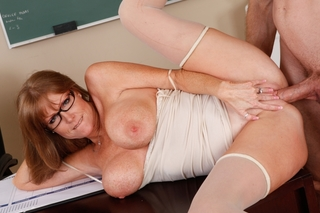 Darla Crane & Jordan Ash in My First Sex Teacher - Naughty America - Sex Position #6