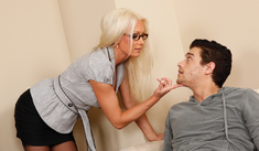 Diana Doll & Xander Corvus in My First Sex Teacher - Naughty America - Sex Position #1