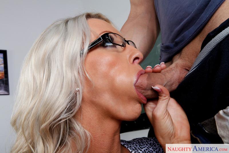 Mrs starr my fist sex teacher