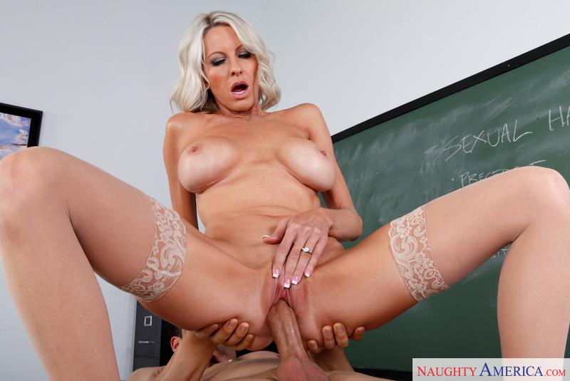 starr sex teacher Mrs my fist