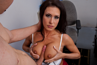 Jessica Jaymes & Danny Wylde in My First Sex Teacher - My First Sex Teacher - Sex Position #7