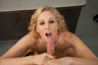 Julia Ann & Michael Vegas in My First Sex Teacher - Naughty America - Sex Position #11