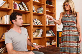 Kristal Summers & James Deen in My First Sex Teacher - Naughty America - Sex Position #2