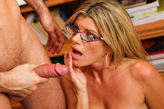 Kristal Summers & James Deen in My First Sex Teacher - Naughty America - Sex Position #11