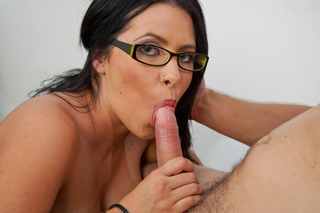 Lacie James & Danny Wylde in My First Sex Teacher - Naughty America - Sex Position #7