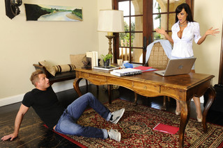 Lisa Ann & Bill Bailey  - Naughty America - Sex Position #2