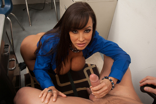 Lisa Ann & Johnny Castle in My First Sex Teacher - My First Sex Teacher - Sex Position #8