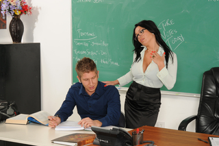 Danny Wylde & Sienna West in My First Sex Teacher - Naughty America - Sex Position #2
