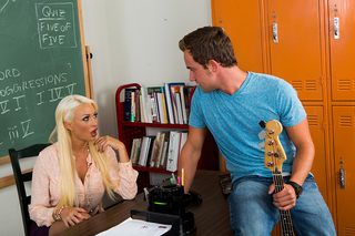 Summer Brielle & Van Wylde in My First Sex Teacher - My First Sex Teacher - Sex Position #2