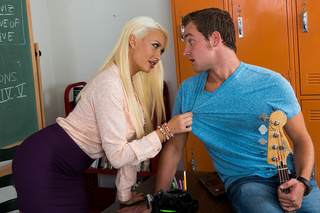 Summer Brielle & Van Wylde in My First Sex Teacher - My First Sex Teacher - Sex Position #3