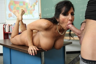 Tara Holiday & Xander Corvus in My First Sex Teacher - Naughty America - Sex Position #5