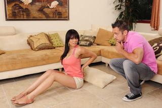 Jade Aspen & Johnny Castle in My Girlfriend's Busty Friend - My Girlfriend's Busty Friend - Sex Position #1