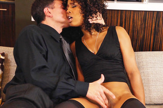 Misty Stone & Michael Stefano in Milf Sugar Babes - Naughty America - Sex Position #2