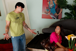 Anthony Rosano & Celia Vi in My Sister's Hot Friend - Naughty America - Sex Position #1