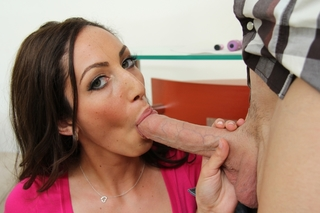 Angelica Saige & Johnny Sins in My Wife's Hot Friend - Naughty America - Sex Position #5