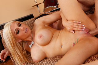 Christie Stevens & John Strong in My Wife's Hot Friend - My Wife's Hot Friend - Sex Position #10