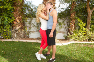Jessa Rhodes & Van Wylde in My Wife's Hot Friend - Naughty America - Sex Position #2