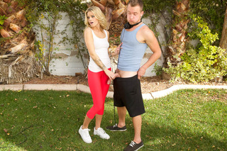Jessa Rhodes & Van Wylde in My Wife's Hot Friend - Naughty America - Sex Position #3