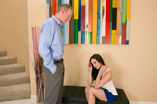 Kendra Lust & Mark Wood in My Wife's Hot Friend - My Wife's Hot Friend - Sex Position #1