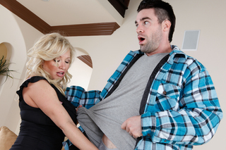 Rachel Love takes full advantage of a hard cock from Naughty America