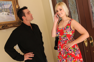 Siri & Billy Glide in My Wife's Hot Friend - Naughty America - Sex Position #3