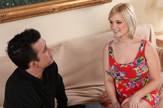 Siri & Billy Glide in My Wife's Hot Friend - Naughty America - Sex Position #4