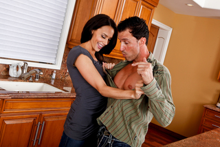 Chanel Preston & Tony DeSergio in Neighbor Affair - Naughty America - Sex Position #1
