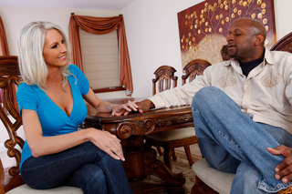 Emma Starr & Prince Yahshua in Neighbor Affair - Naughty America - Sex Position #1