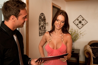 Jennifer Dark & Rocco Reed in Neighbor Affair - Naughty America - Sex Position #2