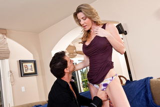 Kayla Paige & Tony DeSergio in Neighbor Affair - Naughty America - Sex Position #2