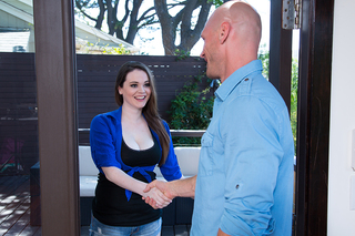 Tessa Lane & Johnny Sins in Neighbor Affair - Naughty America - Sex Position #1