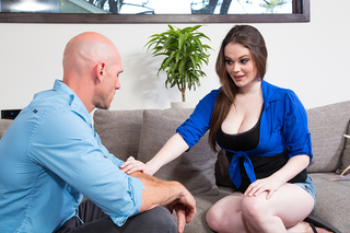 Tessa Lane & Johnny Sins in Neighbor Affair - Neighbor Affair - Sex Position #2