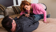Veronica Avluv & Dane Cross in Neighbor Affair - Naughty America - Sex Position #2