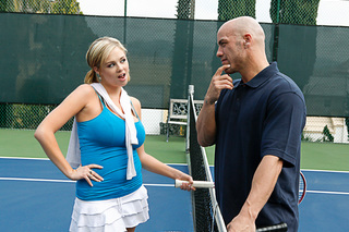 Derrick Pierce & Katie Kox in Naughty Athletics - Naughty America - Sex Position #1