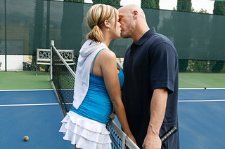 Derrick Pierce & Katie Kox in Naughty Athletics - Naughty America - Sex Position #2