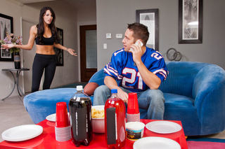 Kortney Kane & Johnny Castle in Naughty Athletics - Naughty America - Sex Position #2