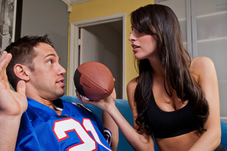 Kortney Kane & Johnny Castle in Naughty Athletics - Naughty America - Sex Position #3