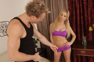Tasha Reign & Clarke Kent in Naughty Athletics - Naughty Athletics - Sex Position #2