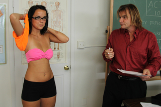 Dillion Harper & Evan Stone in Naughty Bookworms - Naughty America - Sex Position #2