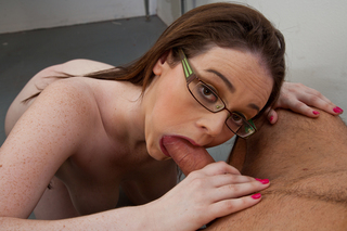 Tessa Lane & Justin Magnum in Naughty Bookworms - Naughty Bookworms - Sex Position #7