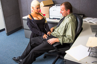 Bridgette B. & Mark Ashley in Naughty Office - Naughty Office - Sex Position #2