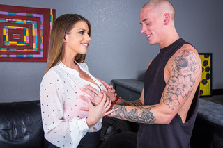 Brooklyn Chase & Richie Black in Naughty Office - Naughty Office - Sex Position #2