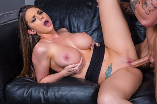Brooklyn Chase & Richie Black in Naughty Office - Naughty Office - Sex Position #4